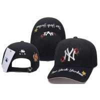 Best In stock baseball cap ny caps male and female caps peaked cap 19 styles wholesale