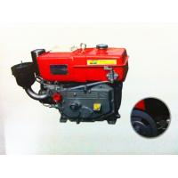 Best Small high speed single cylinder 4 stroke diesel engine water cooling 8hp R180 wholesale
