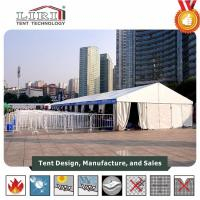 Cheap Liri large outdoor meeting tent,event tent 25x40 for sale for sale