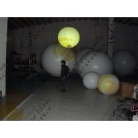 Best PVC Colorful Inflatable Balloon , Fireproof 0.18mm Thickness Advertising Balloon wholesale