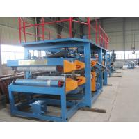 Best 1250mm Width EPS Sandwich Panel Roll Forming Machine 28Kw for Warehouse wholesale