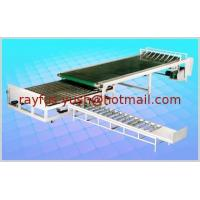 Best Right-angle Conveyor Stacker, Sheet Collecting and Delivery Machine, side output wholesale