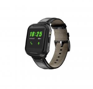 Best SOS Fall Alarm 650mAh Battery IP67 Seniors Smartwatch wholesale