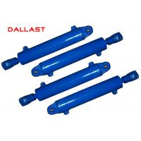 Best FE-129 Heavy Duty Hydraulic Cylinder Double Acting Chromed Engineering Hoist wholesale