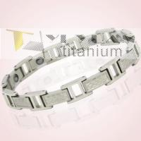 Buy cheap Magnetic titanium/steel jewelry manufacturers in china from wholesalers