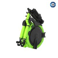 Best Green intelligent folding electric bicycle Human transportation device lightweight wholesale