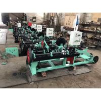 Best Positive and Negative Twist Barbed Wire Machine with Best Price wholesale