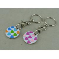 Best Plastic Soft Enamel Supper Market Token Iron Stamped Personalized wholesale