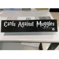 Best Card games for adult cards against muggles Popular card games wholesale