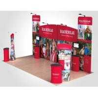 Best Advertising trade show pop up banners , Wall tension fabric pop up display wholesale