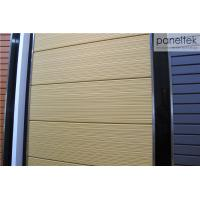 Best Lined Surface Exterior Wall Board Panel , Easy Clean Exterior Facade Panels  wholesale