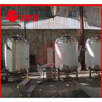 Best Customized Alcohol Storage Bright Beer Tank With CE Approved wholesale