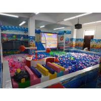 Buy cheap Theme Park Interactive Floor Projection Game Motion Throwing Ball For Kids / from wholesalers
