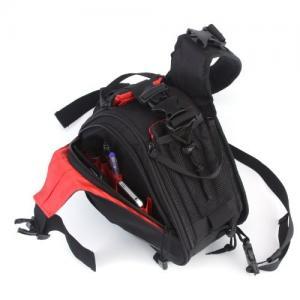 Cheap Caden K1 Black Waterproof Fashion Casual DSLR Camera Bag Case Messenger Shoulder Bag for sale