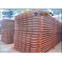 Best ASME Standard Hot Water Boiler Stack Economizer Economiser Tubes Anti Corrosion wholesale