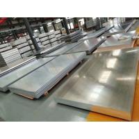 Best Aerospace High Strength Hard 2024 Aluminum Plate , 8mm Alloy Plate T351 Temper wholesale