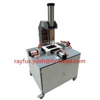 China Automatic Air Bubble Pressing Machine, for rigid box 5-side pressing on sale