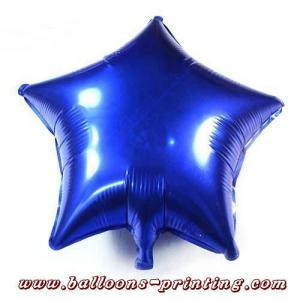 Best Balloons,Baloon,Balloons, Aluminium Star Foil Balloon,Foil Star Balloons for Blue wholesale