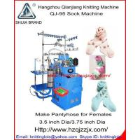 Best QJ2009 6F Pantyhose Sock Knitting Machine (QJ-95) wholesale