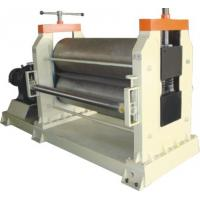 Best Wooden Grain / Stucco Embosser Metal Embossing Machine Automatic Cutting wholesale