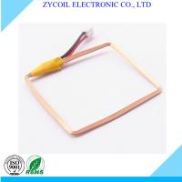 Best Square Rfid Antenna Copper Induction Coil Enamelled Wire With RoHS wholesale