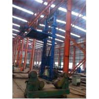 Blue Vertical Horizontal Welding Manipulator 5 * 5m Automated Machinery for Pressure Vessel