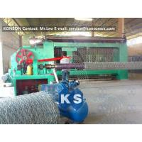 Best Automatic Gabion Box Machine Making Hexagonal Fence With Automatic Stop System wholesale