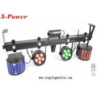 Best Outdoor 120 Watt Led Par Can Lights Set with 5 / 20 Channel DMX Control wholesale