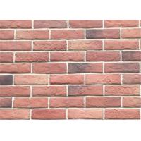 Best 3DWN05 Decorative Interior Thin Brick Panels / Wall  Building Materials With Turned Color 210*55 wholesale