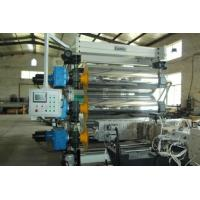 Best Food Dishes PP PS Sheet Extrusion Line Environmental Protection High Efficiency wholesale