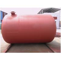 Best Customized Pressure Underground Oil Storage Tanks , Underground Petroleum Storage Tanks wholesale
