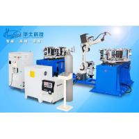 Buy cheap 6 axis CNC industrial Robot Arm Welding machine with automatic system from wholesalers
