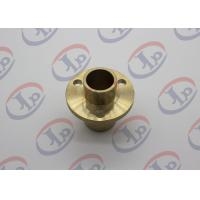 Best ±0.1 Mm Tolerance Precision Machining Services Brass Unthreaded Fasterner wholesale