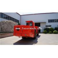 Best 10cbm underground mining truck from Focor Machinery for sale, with deutz engine and DANA shift transmission wholesale