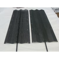 China Hot selling water treatment use platinum platinized titanium anode for Indonesia on sale