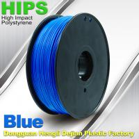 Best Recycled  HIPS 3D Printing Filament Materials 1.75mm  /  3.0mm 1.0KG wholesale