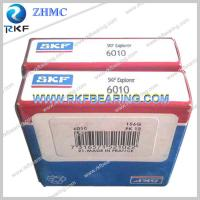 Best SKF 6010 Single Row Open Deep Groove Ball Bearing wholesale