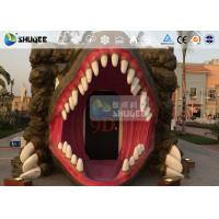 Best 7D Cinema Movie Dinosaur Box , 7D Movie Theater With Specail Design wholesale