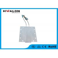 Best Thermistor Ceramic Resistor Heater Aluminum Panel Heating Element With Insulation Film wholesale