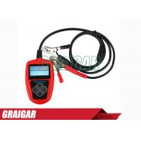 Best 12v Vehicle Diagnostic Tools Auto Battery Tester BA101 With Multi Language wholesale