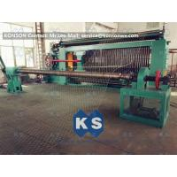 Best Hexagonal Wire Mesh Machine Woven Wire Mesh Machinery With 95% Aluminium Alloy Wire wholesale