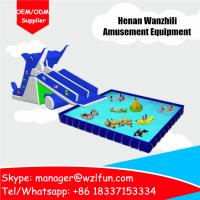 Details Of Top Quality Inflatables Manufacturerrectangular Inflatable Water Swimming Pool For