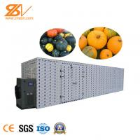 Best PLC System Safe Dryer Oven Machine Easy To Clean For Bean Pumpkin wholesale