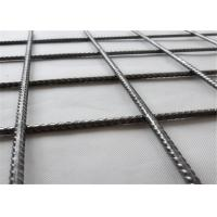 Best 200X200mm Opening Welded Wire Fence Panels Construction Reinforced wholesale