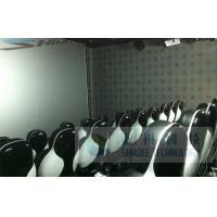 Best Pneumatic 6D Cinema Equipment With Silence Air Compressor / Motion Chair wholesale