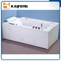 Cheap Apron Front Rectangular Home Jacuzzi Bathtub , Jacuzzi Jetted Bathtubs for sale