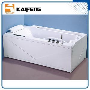 Best Apron Front Rectangular Home Jacuzzi Bathtub , Jacuzzi Jetted Bathtubs Comfortable wholesale