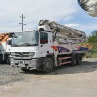 Best HOT sales High Quality Zoomlion  37 50 52 m Uesd Truck Mounted  Concrete Pump Truck  for Sale in China wholesale