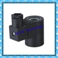 Best Hydraulic solenoid coil DIN43650A 24VDC DC19W inner hole 14mm high 50mm wholesale