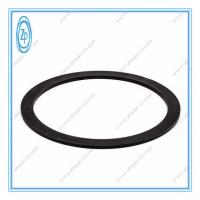 Best Black Nylon ABA Back Up Ring Hydraulic Seal Solvent / Abrasion / Weather Resistance wholesale